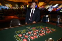 Rivers Casino general manager Craig Clark said that while his casino's employee turnover rate currently is at 20 percent, it has been declining over the years and is lower than most casinos.