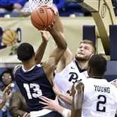 Ryan Luther is an obvious contributor for Pitt next season.