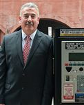 David G. Onorato, executive director of the Pittsburgh Parking Authority.