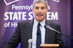 State System President Daniel Greenstein issued a directive canceling all in-person classes through the summer session.