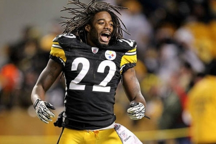 b0a11e0b0d6 William Gay celebrates the Steelers' 24-19 win in the AFC championship in  2011.(Ronald Martinez Getty Images)