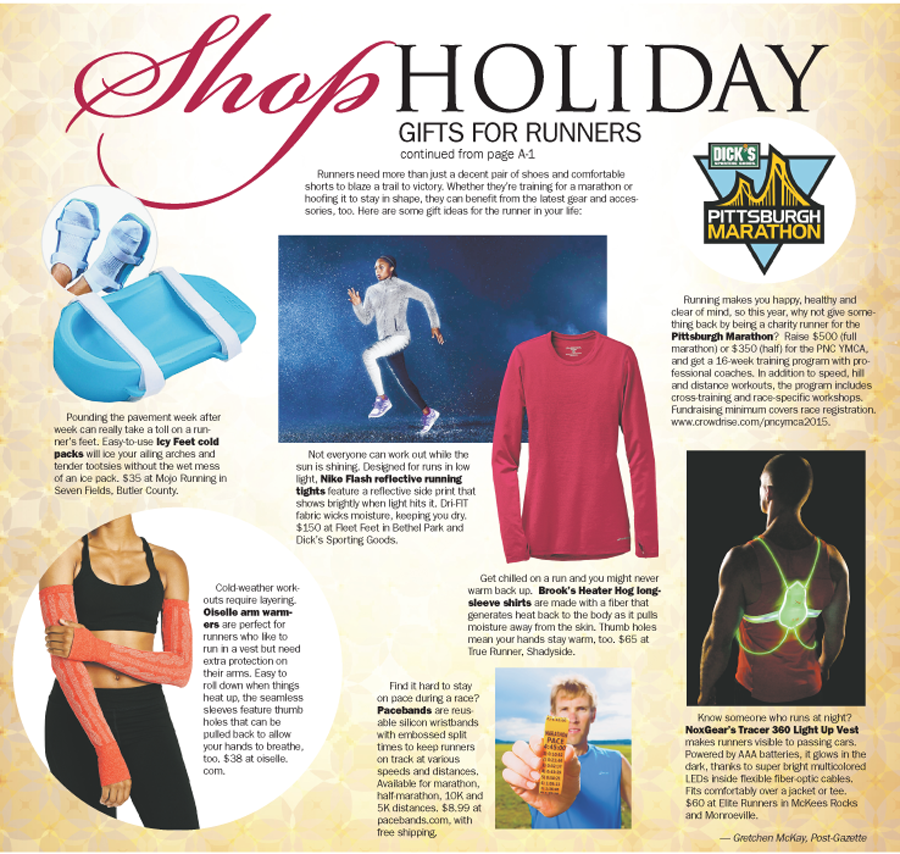 Christmas Gifts For Runners: Shop Holiday: Gifts For Runners