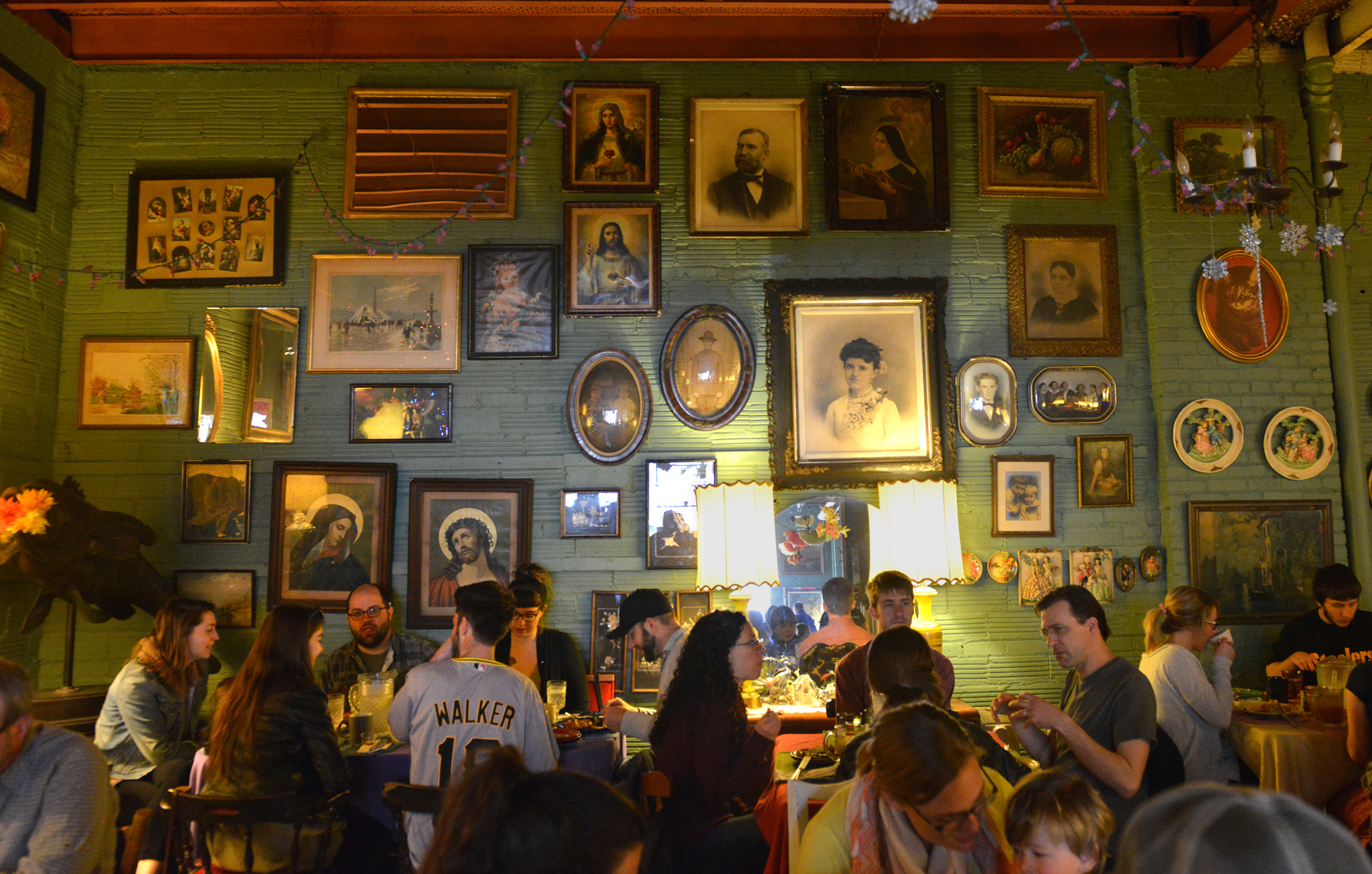 What are pittsburgh 39 s most eclectic restaurants for Restaurant domont