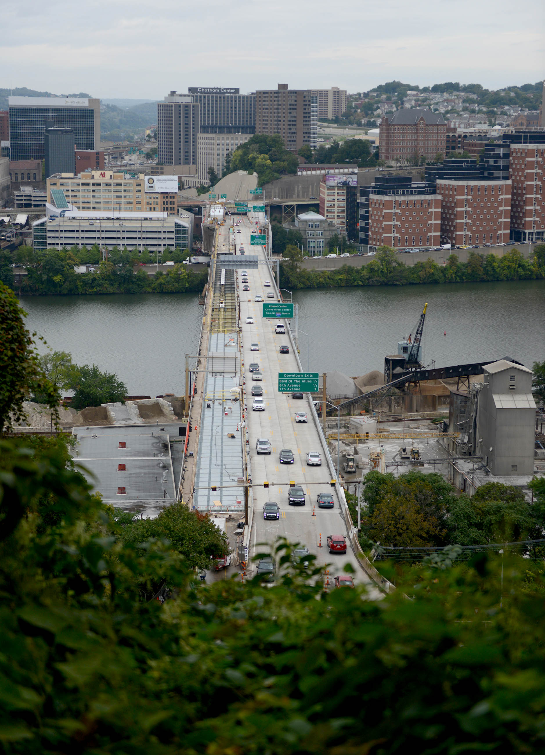 PennDOT Announces 2015 Allegheny County Highway And Bridge