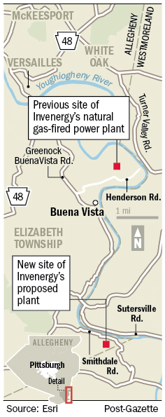 Elizabeth officials consider new spot for proposed gas power plant ...