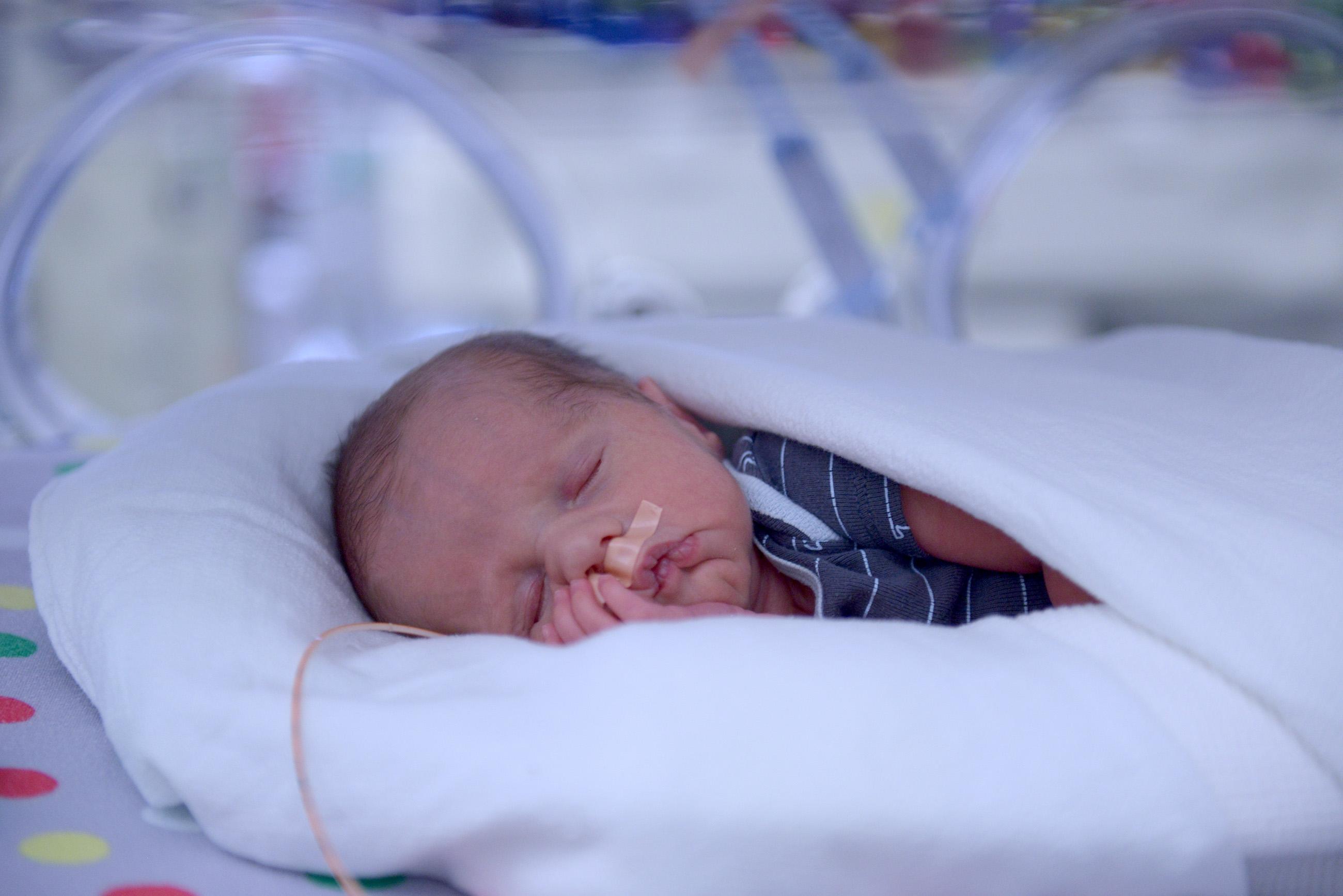 Altoona mother, newborn son beat the medical odds