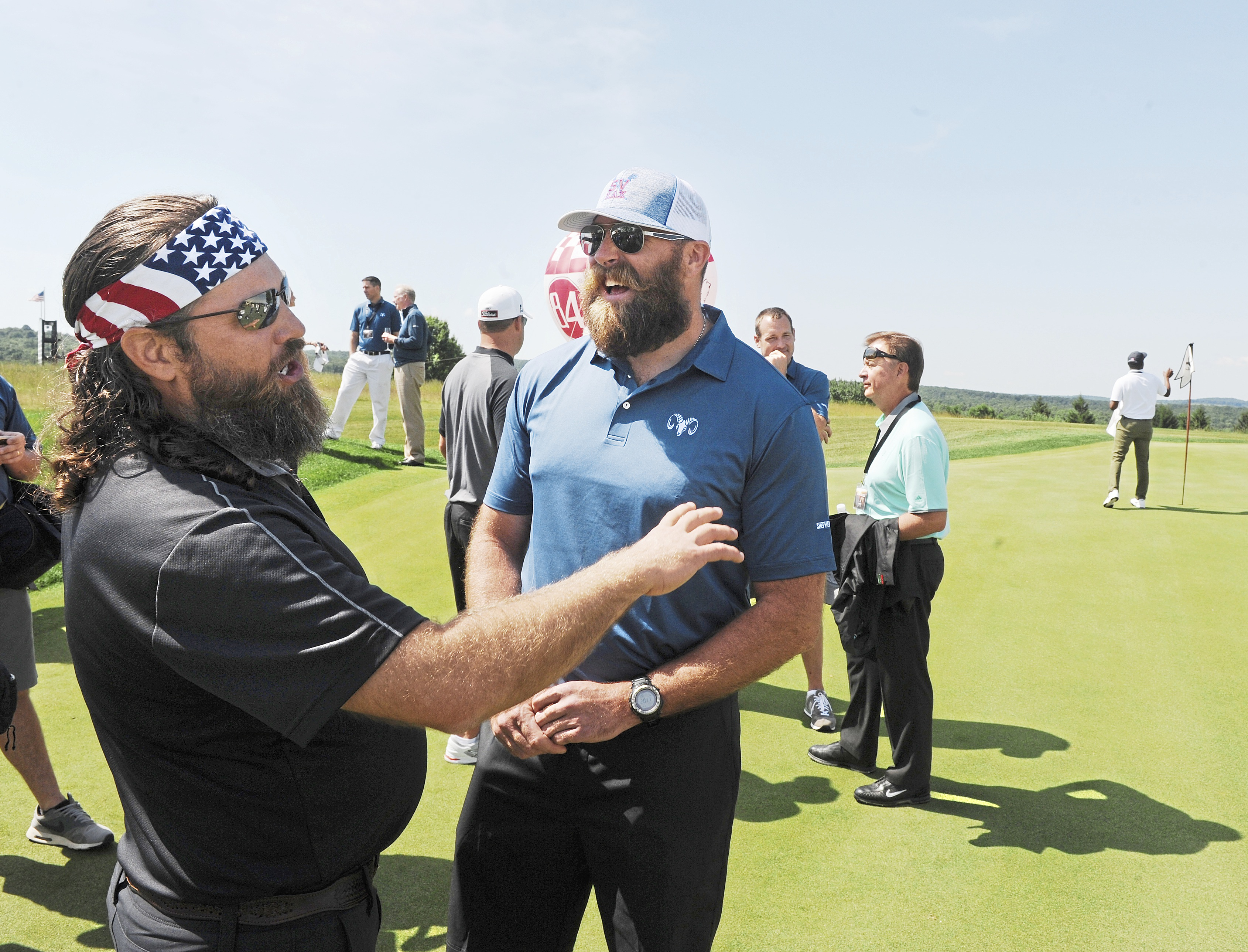 Image result for willie robertson golf