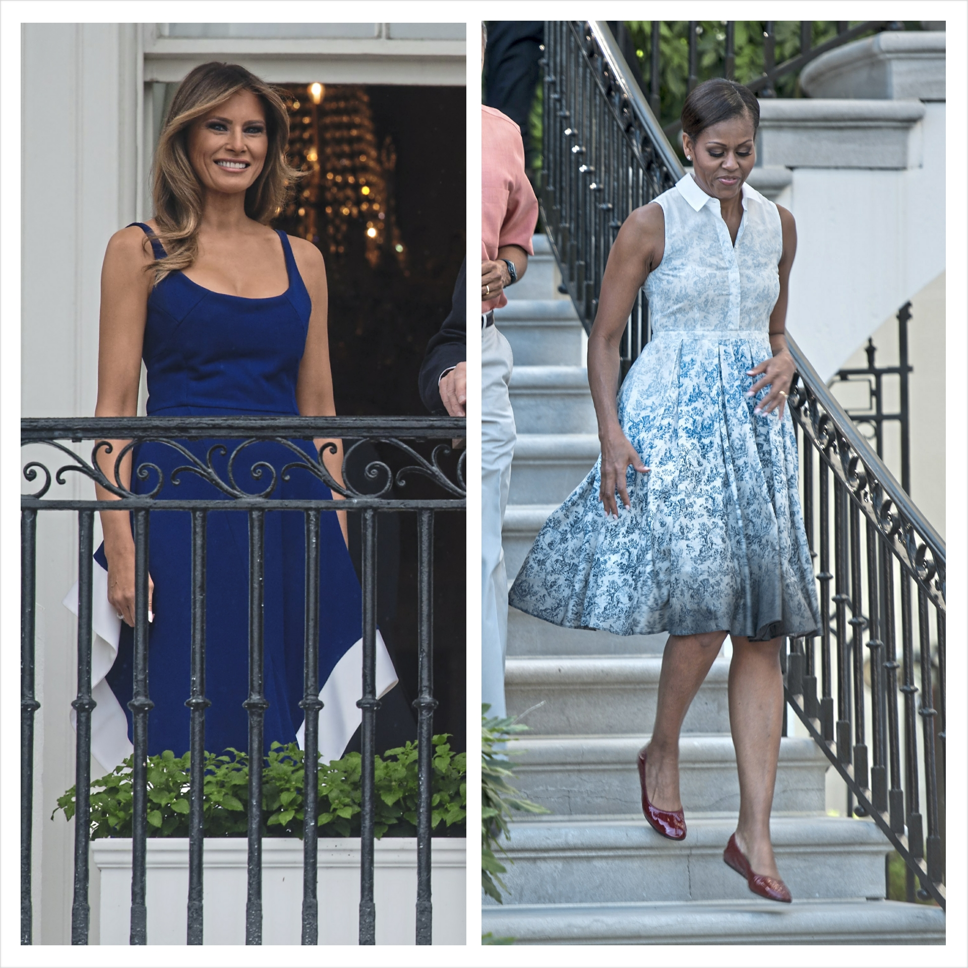 The Politics Of Style What Messages Do First Ladies Send Through Their Fashions Pittsburgh Post Gazette