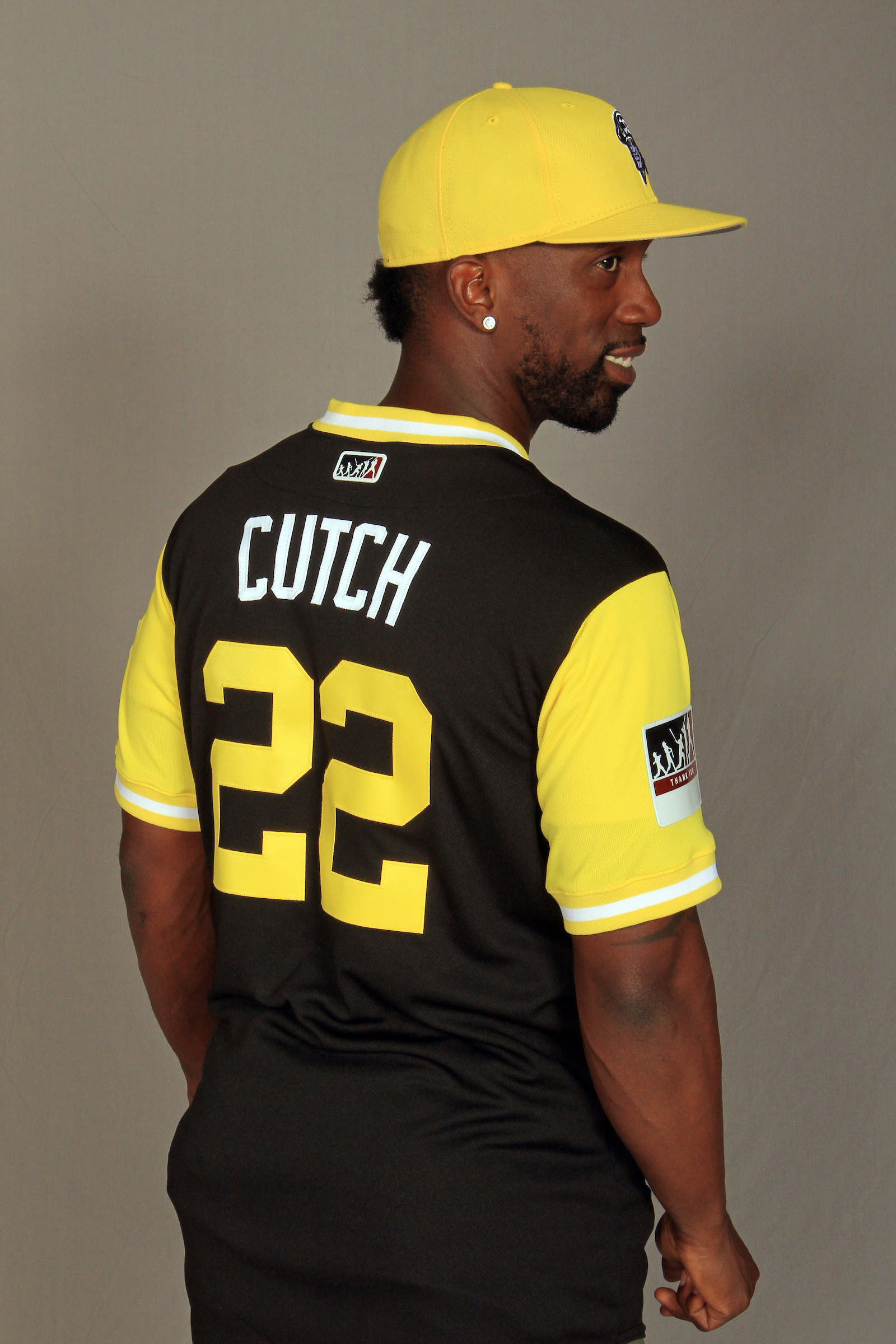 promo code 49d50 9352e Check out the Pirates' new colorful jerseys with nicknames ...