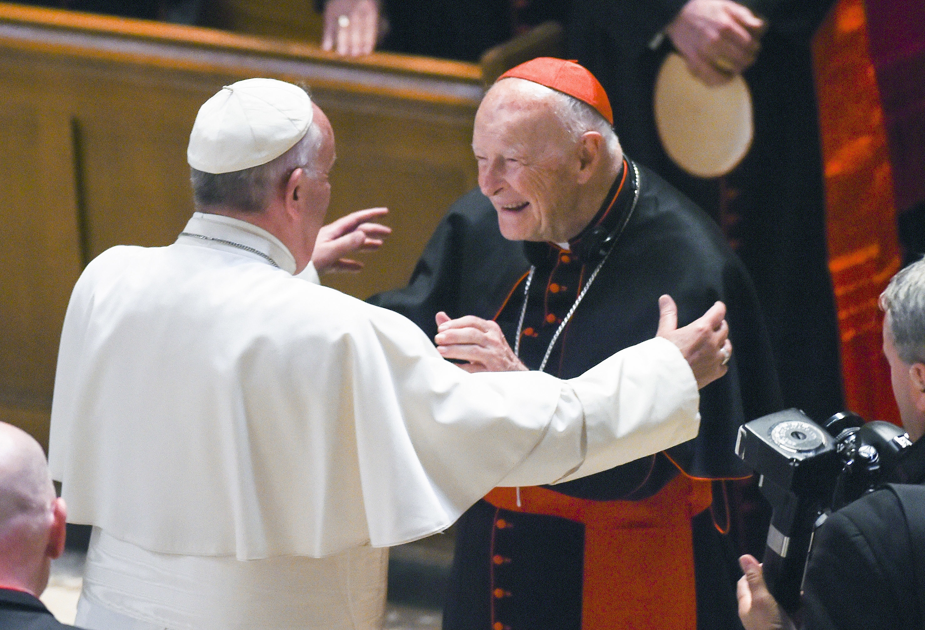 Cardinal Wuerl: Protector of the flock or facilitator of