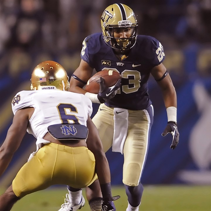 boyd0803 Pitt's Tyler Boyd will likely be the offense's primary playmaker this season, but can any of the new freshmen come close to replicating his stellar first year?