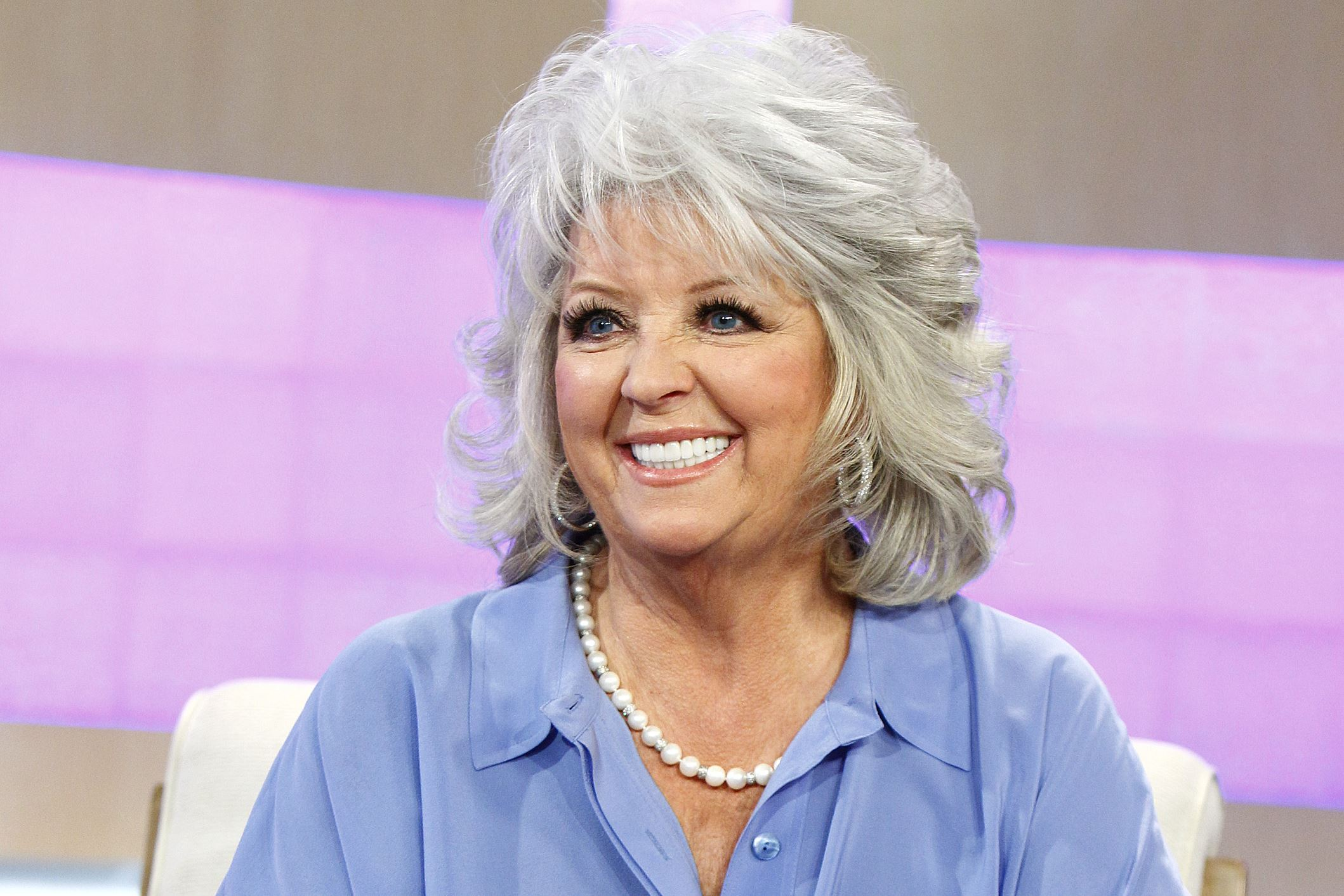 """TV Today Deen No Show Paula Deen has come out with her 18th cookbook, """"At the Southern Table With Paula Deen."""""""
