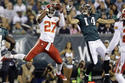 cooper0302 Eagles receiver Riley Cooper (14) was under fire this summer when video emerged of him using the N-word, but now the NFL is discussing a league-wide ban of the racial slur.