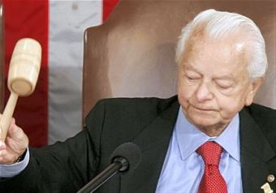 Obituary: Robert C  Byrd / Out of poverty in West Virginia to the