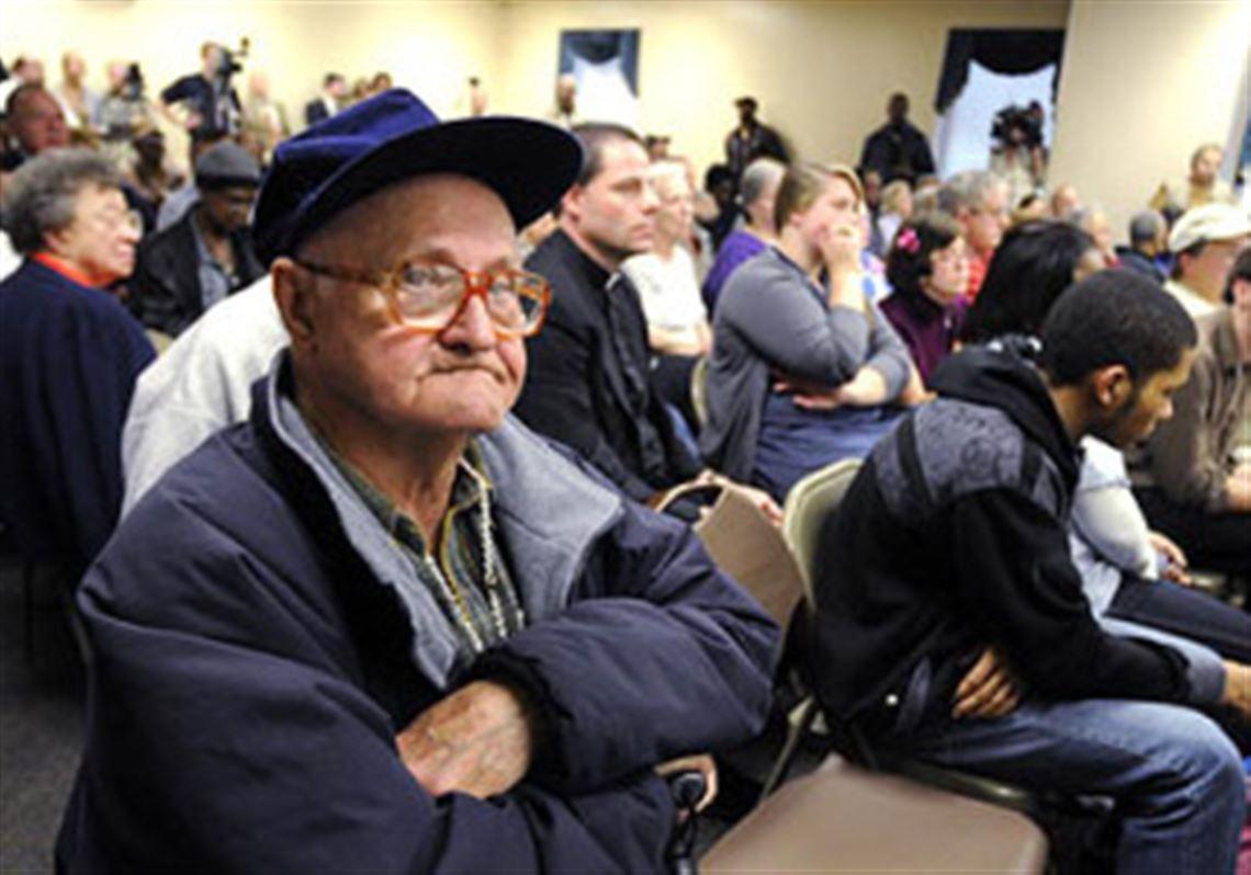 Braddock residents vent their anger | Pittsburgh Post-Gazette