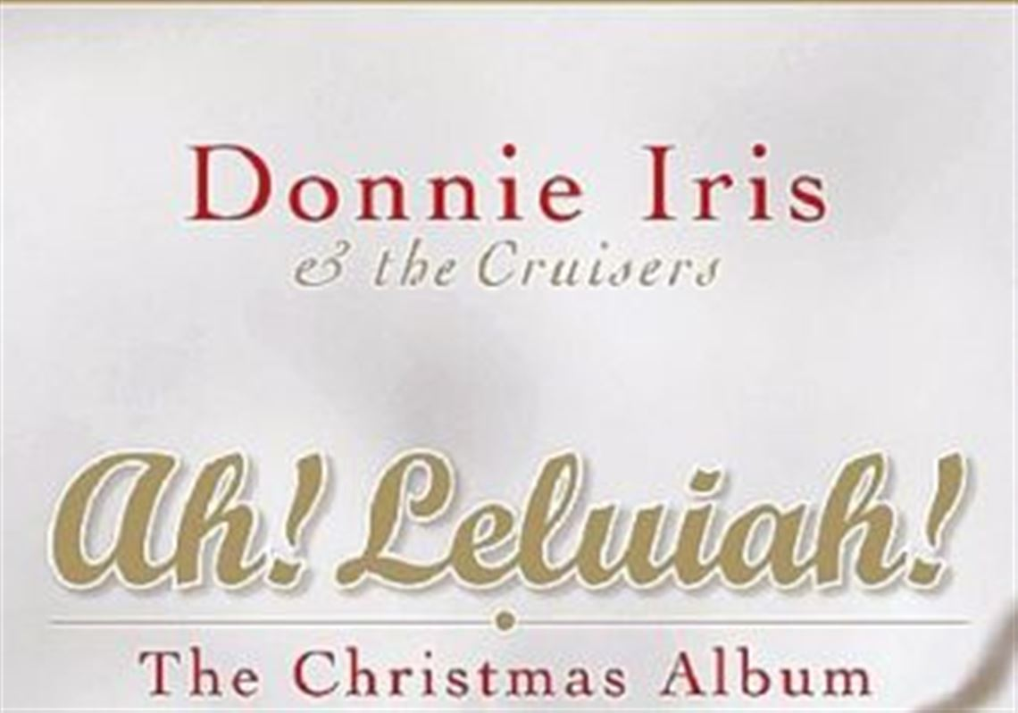 Donnie Iris is a one-man choir on first holiday record | Pittsburgh ...