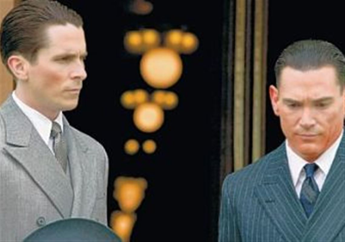 Public Enemies Riddled With Style Pittsburgh Post Gazette