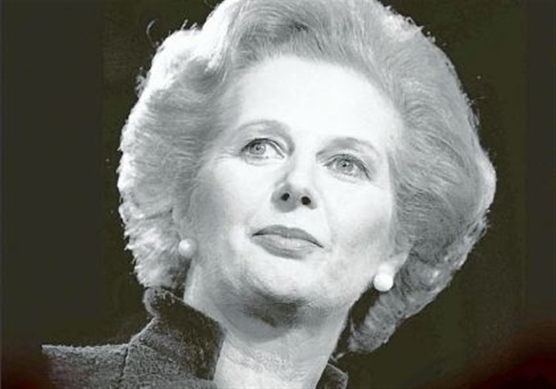 Margaret Thatcher House should be the center but not the frontier of womens lives