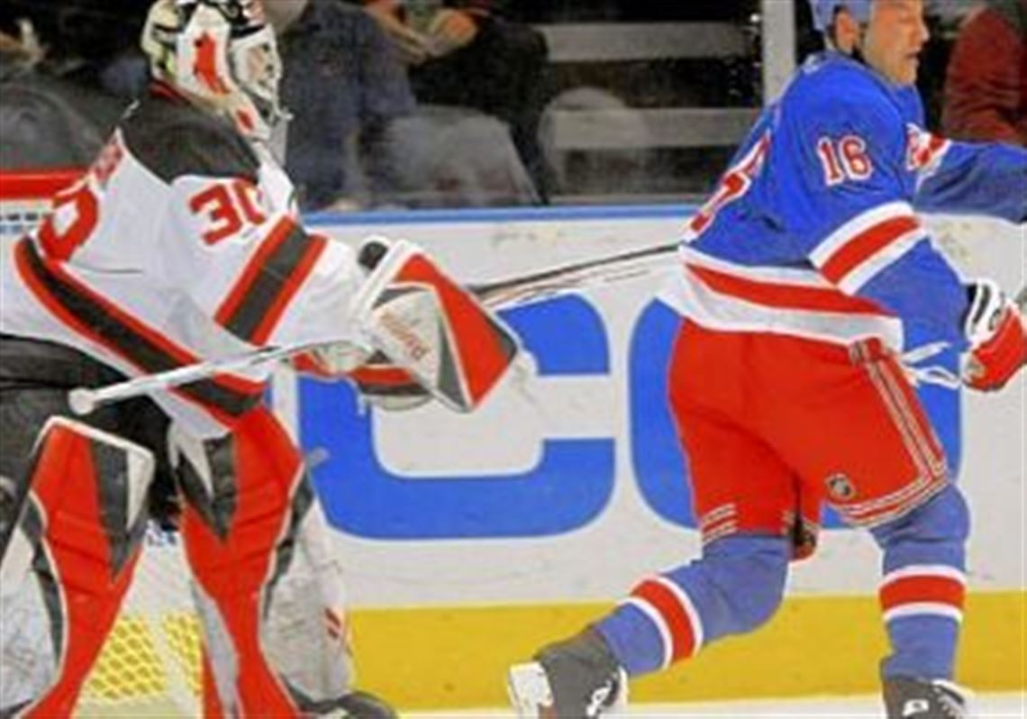 Rangers Hand Devils Fifth Consecutive Defeat Pittsburgh Post Gazette