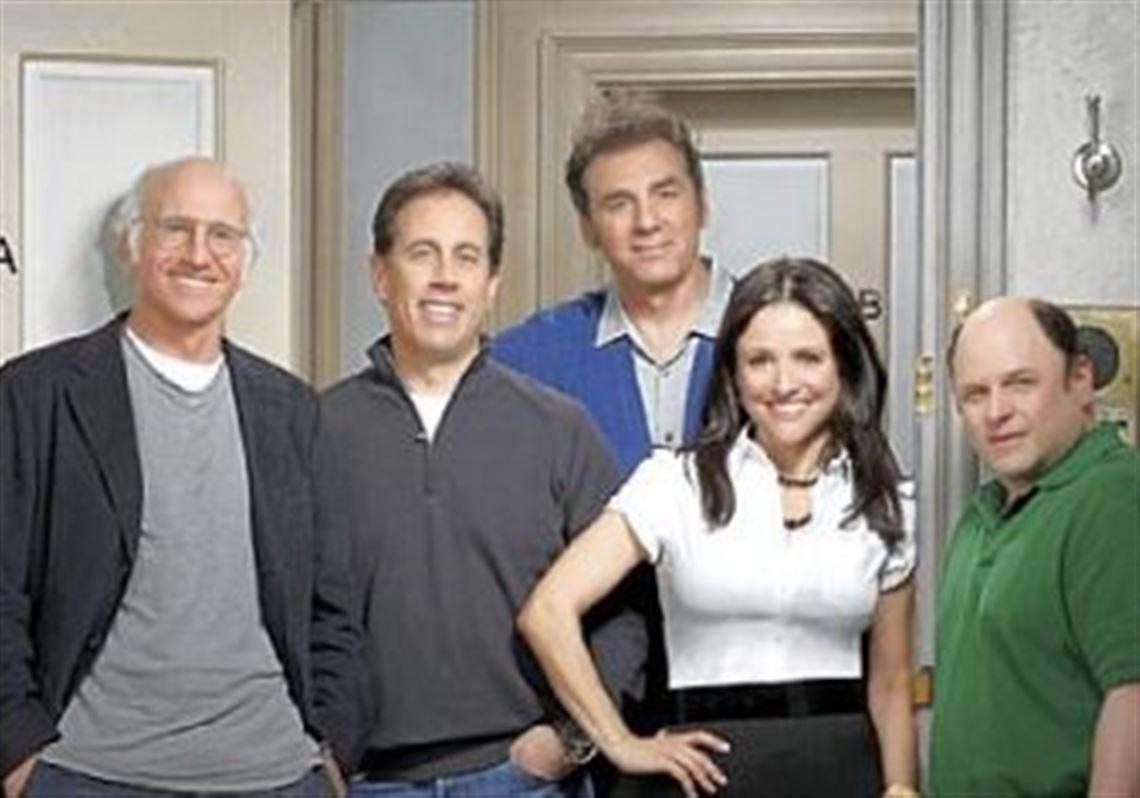 Seinfeld\' cast reunites with \'Enthusiasm\' | Pittsburgh Post-Gazette
