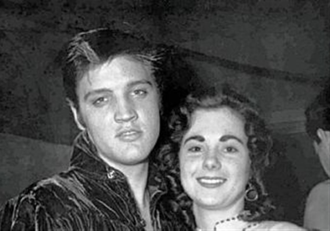 She recalls 'going steady' with Elvis | Pittsburgh Post-Gazette