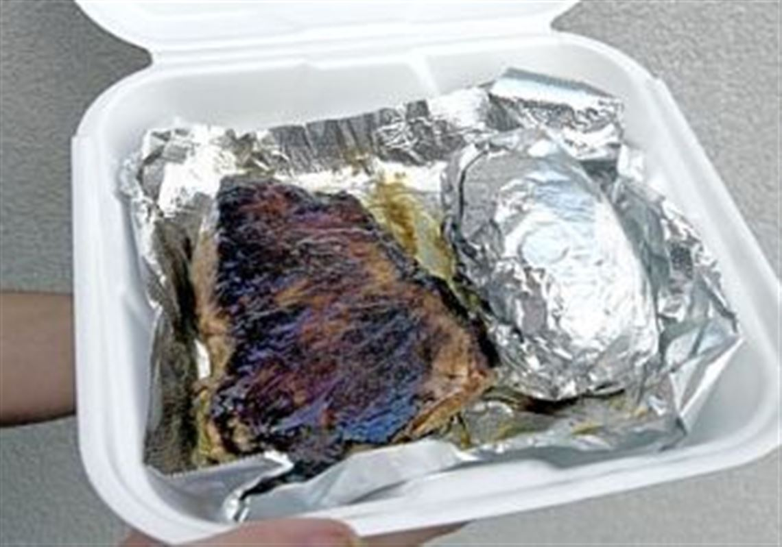 Small Touches On Restaurant Leftovers Make Lasting Impression