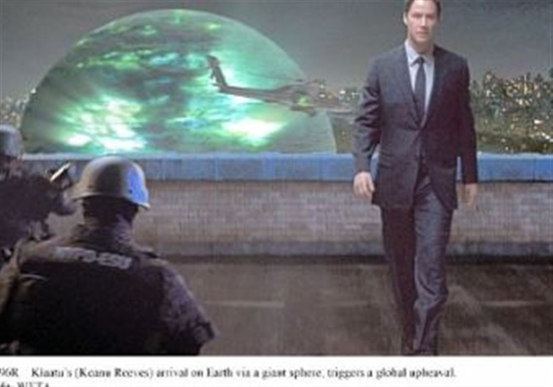 Movie Review The Day The Earth Stood Still Pittsburgh Post Gazette