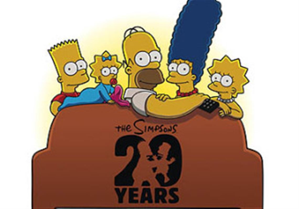 c7597ce01fb  The Simpsons  have been entertaining families for two decades.