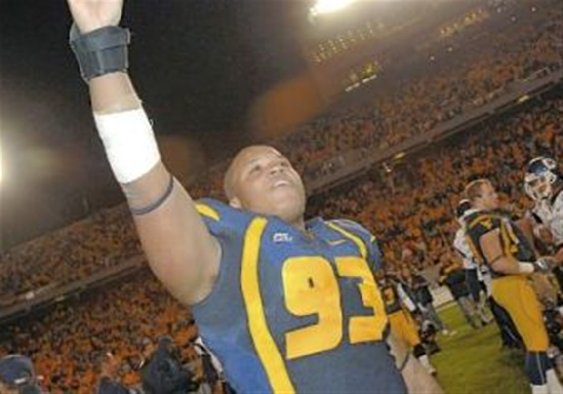 wvu football they are all u0027eers in this family pittsburgh post