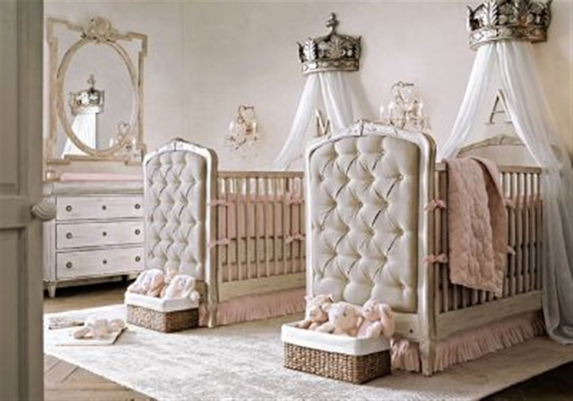 furn the glass hanging crib baby bedroom with crystal also home nursery classic curtain honoroak fascinating princess as room girl well netting curtains bed pink decorations canopy chandelier enchantment cribs