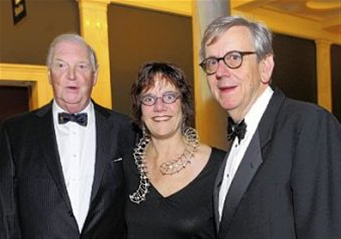 where elegant meets eccentric pittsburgh post gazette former curators david owsley sarah nicols and phillip johnston
