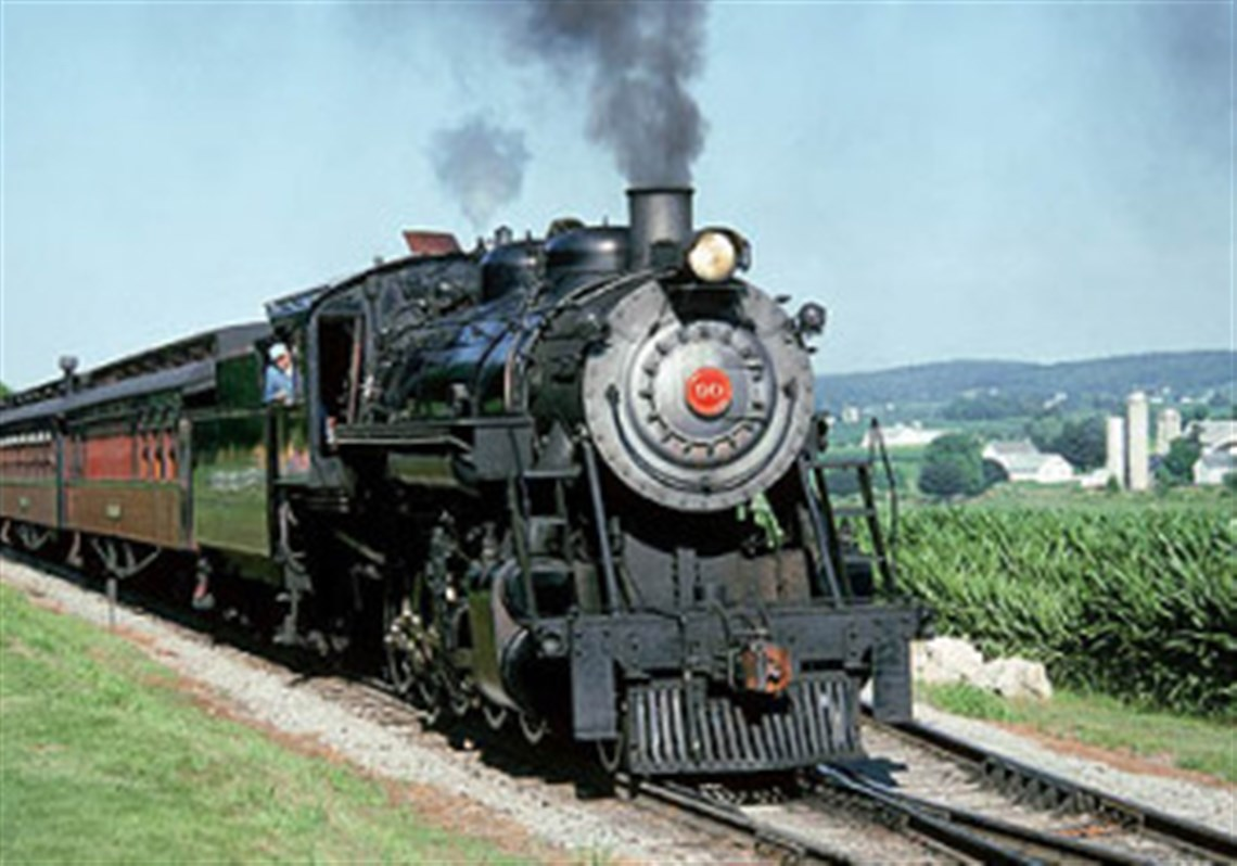 Train to colorado from pa - Engine Number 90 The Biggest Locomotive On The Tourist Line In Strasburg Pa 4 Colorado Train