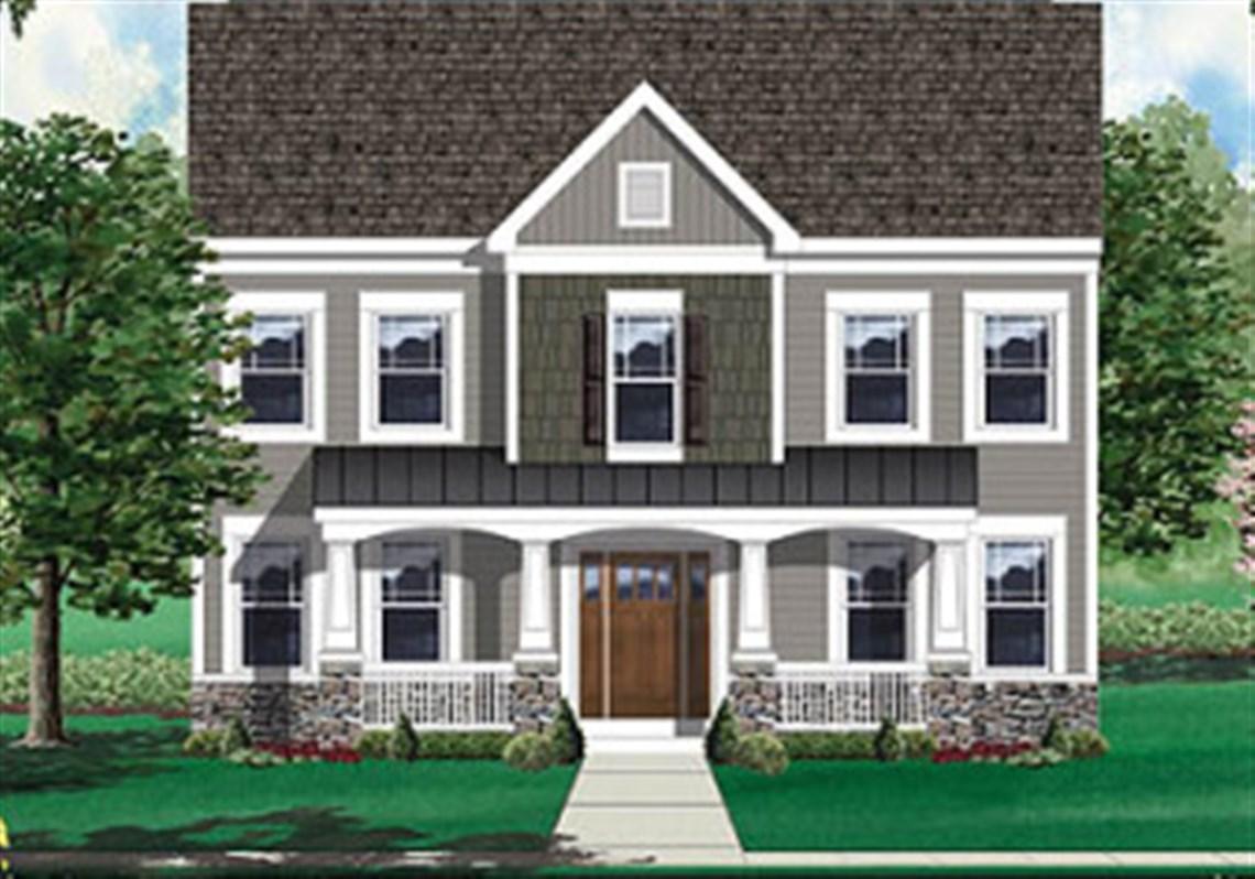 100 Colonial Vs Craftsman Arkansas House Style