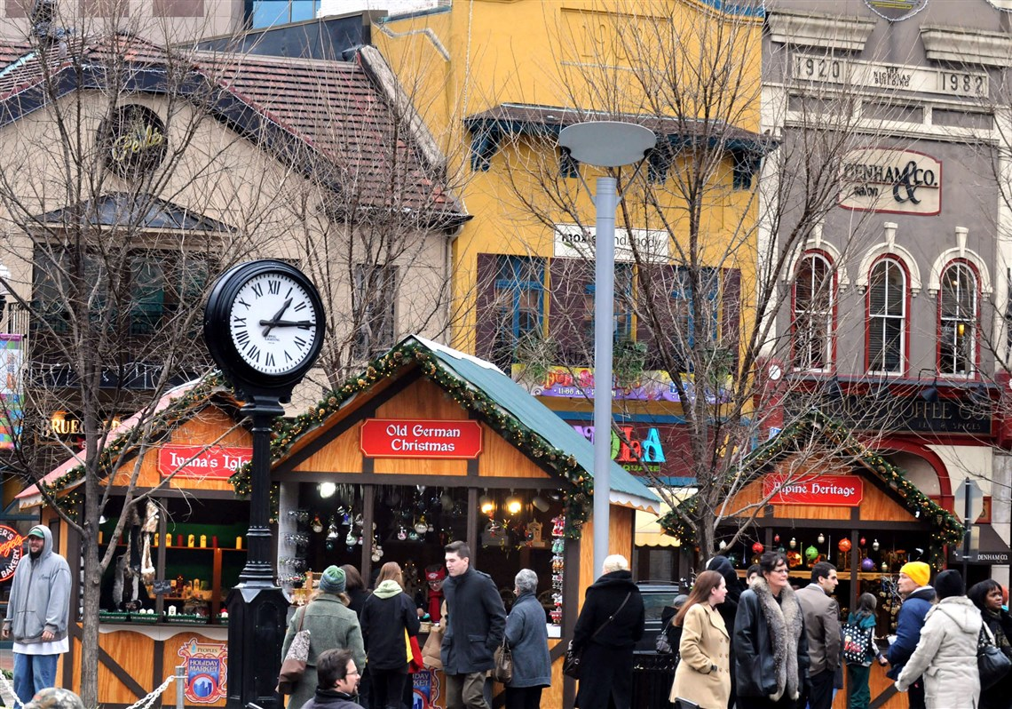 Holiday Market a hit with shoppers | Pittsburgh Post-Gazette