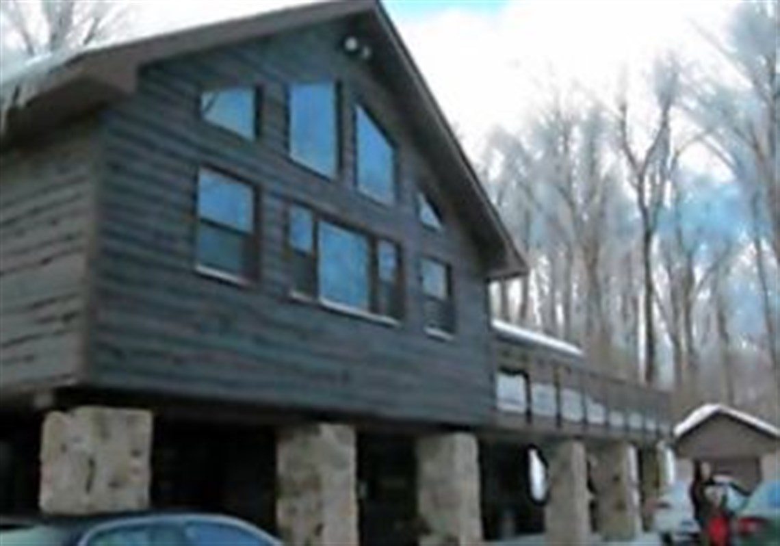 The Laurel Hill Lodge At Laurel Hill State Park Is Among The