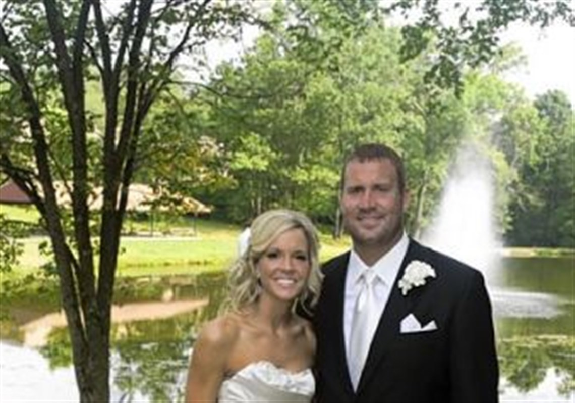 The QB meets his match Ben Roethlisberger Ashley Harlan now