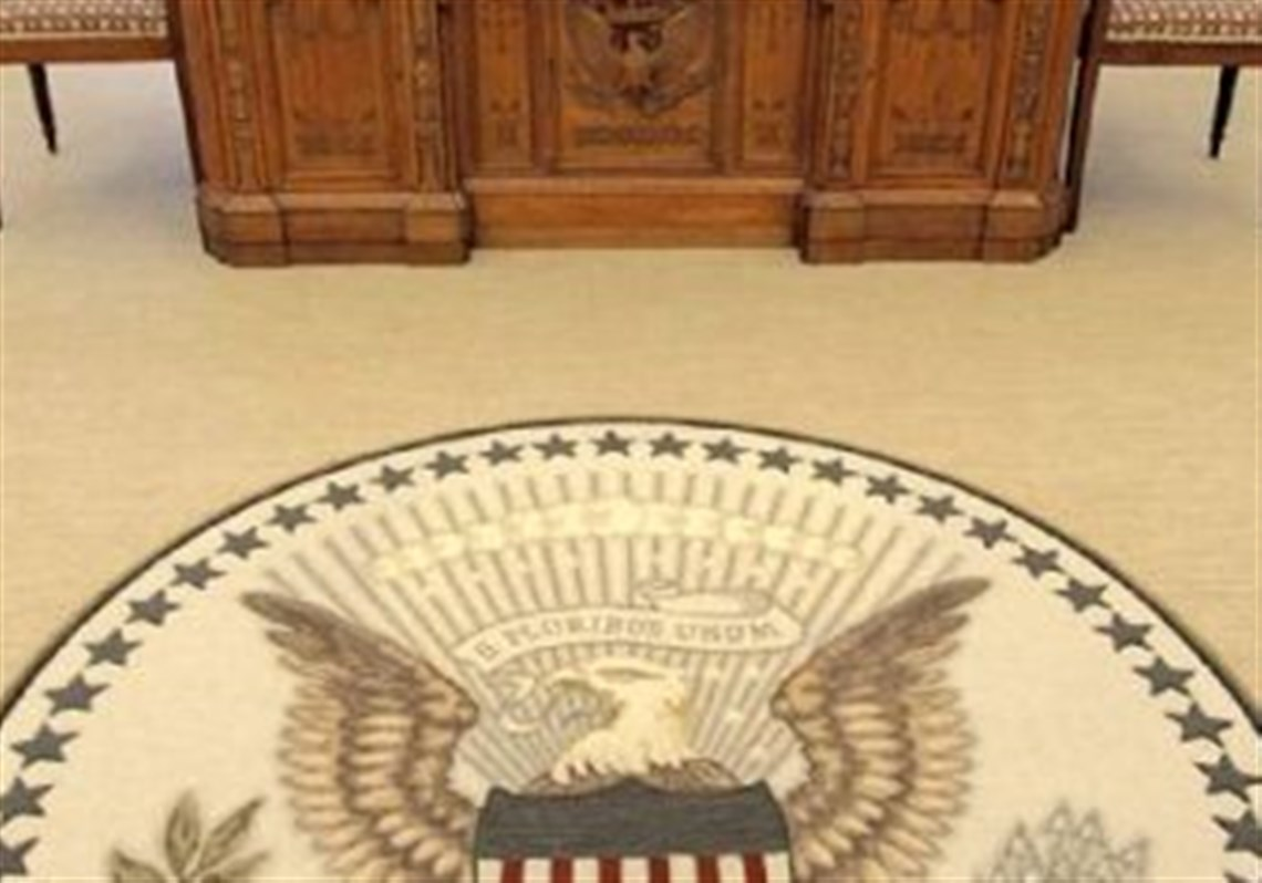 oval office rugs. Carpet Oval Office Inspirational. The New In Has Inspirational Quotes Woven Along Rugs