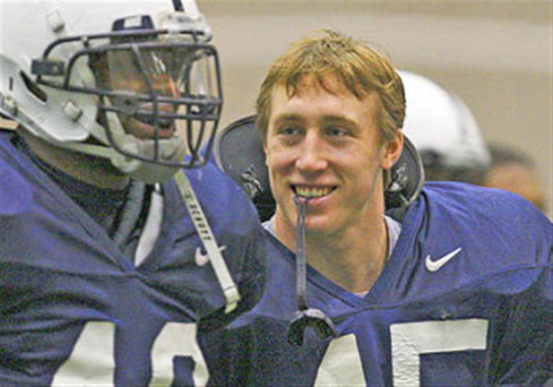 Penn State Out for 20 months linebacker Sean Lee is ready to