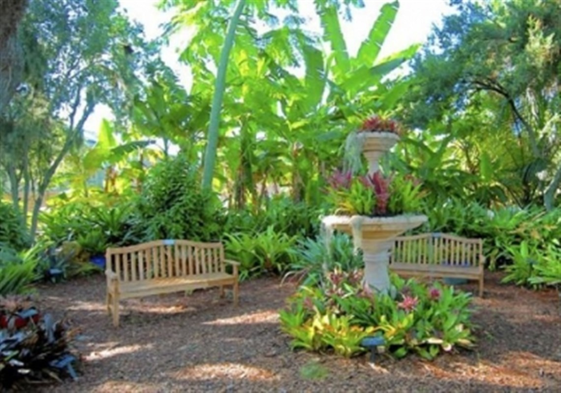 The 14 Acre Selby Botanical Gardens Opened In 1975 In Sarasota, Fla.