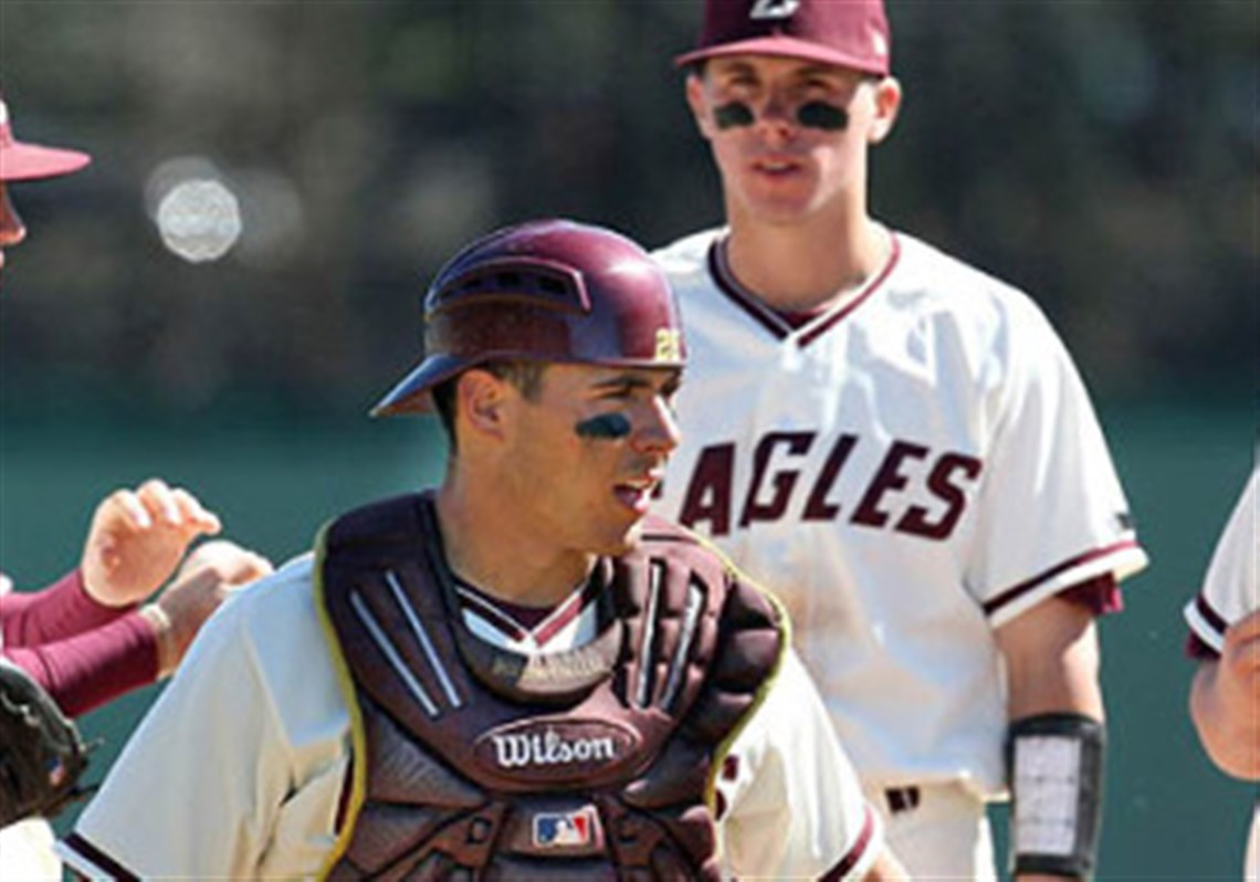 Pirates reach to draft Boston College catcher | Pittsburgh Post ...