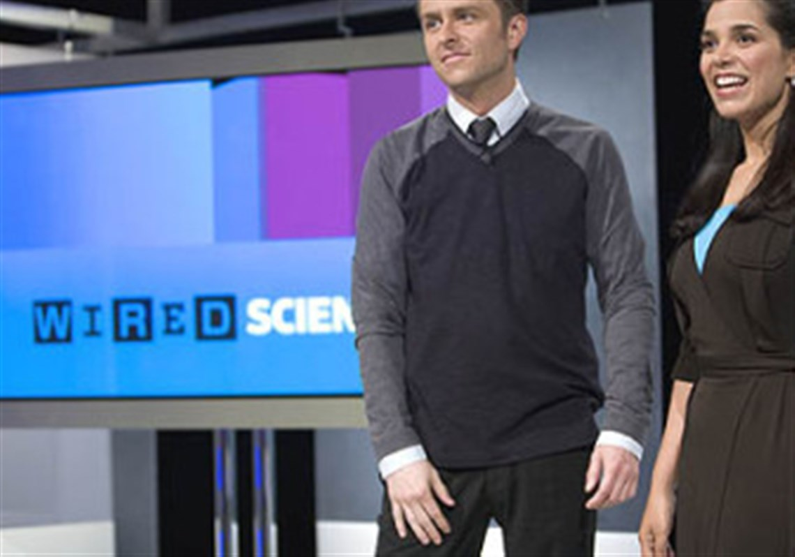 TV Review: \'Wired Science\' applies itself to explaining technology ...