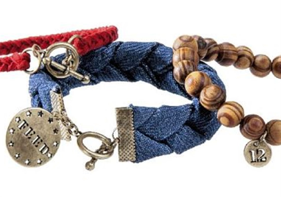 Wrap Charm Bracelet Set, $15, From The Feed Usa Target Collection Twelve  Meals