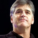 Radio and TV host Sean Hannity.