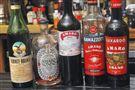 Amaro liqueurs