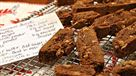 Helen's Double Chocolate Biscotti with recipe
