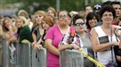 "Thousands gathered at Heinz Field to register for ""American Idol"" auditions."