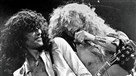 "Jimmy Page, left, and Robert Plant of Led Zeppelin. A jury in Los Angeles on Thursday said the band, one of rock's all-time greatest, did not plagiarize from another band in the opening of its iconic song ""Stairway to Heaven."""
