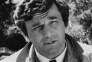"The late Peter Falk shown in the title role of the NBC series ""Columbo,"" circa 1974. The series is on reruns on MeTV, but a viewer wonders why the episodes aren't in order."