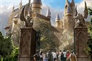 Harry Potter fans will be able to immerse themselves in The Wizarding World of Harry Potter at Universal's Islands of Adventure in Orlando, Fla., which will include the castle that contains the Hogwarts School of Witchcraft and Wizardry.