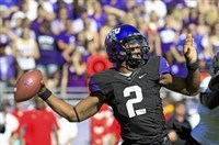Quarterback Trevone Boykin and TCU don't plan on being shut out of the College Football Playoff again this season.